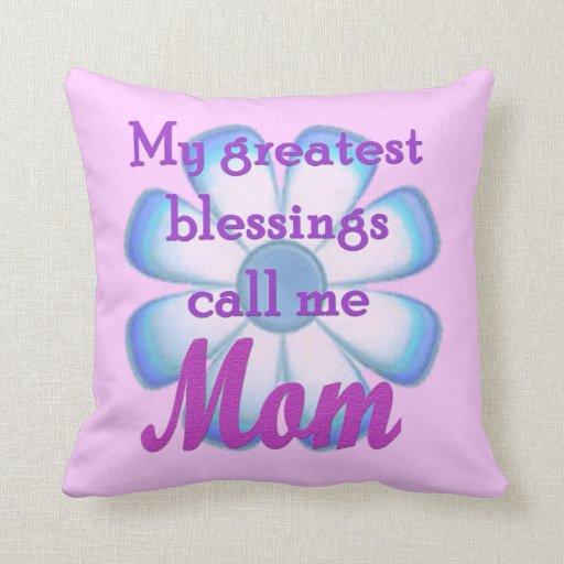 Almohada de la mamá