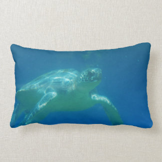 Almohada de la nadada de la tortuga de mar
