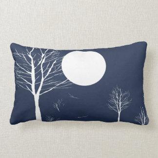 Almohada de la noche de la luna
