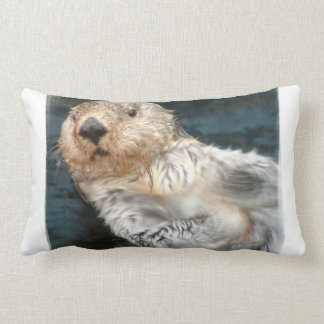 Almohada de la nutria de mar