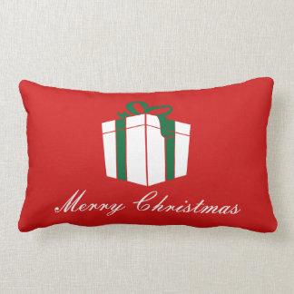 Almohada de la oferta del navidad cojín lumbar