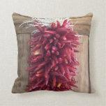 almohada de la pimienta de chile