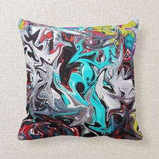 Almohada de la pintada cojín decorativo
