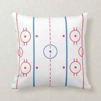 Almohada de la pista del hockey (del hielo)