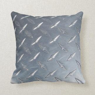 Almohada de la placa del diamante cojín decorativo