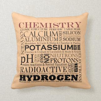 Almohada de la química