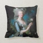Almohada de la reina Marie Antonieta Cojín Decorativo