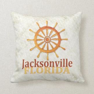 Almohada de la rueda del capitán de Jacksonville