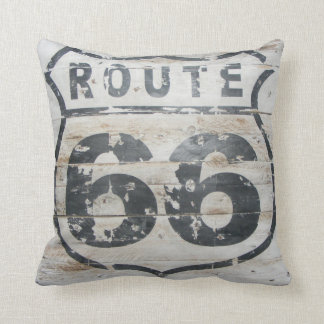 ¡Almohada de la RUTA 66! Cojín Decorativo