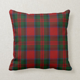 Almohada de la tela escocesa de tartán de MacDuff