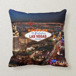 Almohada de la tira de Las Vegas