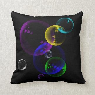 Almohada de las burbujas cojín decorativo