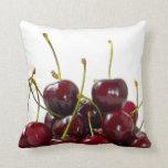 Almohada de las cerezas negras