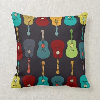 Almohada de las guitarras de la MOD