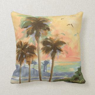 Almohada de las palmeras