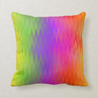 """""""Almohada de las vibraciones del arco iris"""" por el"""