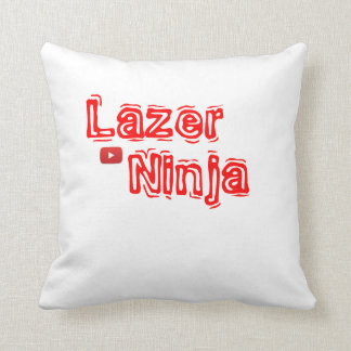 Almohada de Lazer Ninja