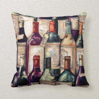 Almohada de los amantes del vino