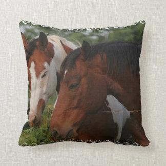 Almohada de los amigos del caballo