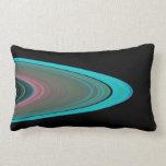 Almohada de los anillos de Saturn