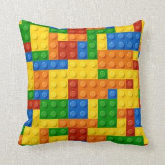 Almohada de los bloques huecos de los niños