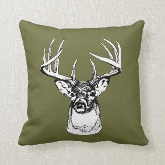 Almohada de los cazadores cojín decorativo