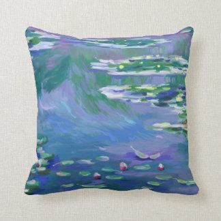 Almohada de los lirios de Monet Caulobacter