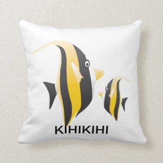Almohada de los pescados del ídolo del Moorish de