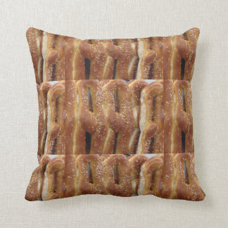 Almohada de los pretzeles suaves de Philadelphia