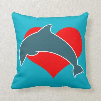 Almohada de Luv del delfín
