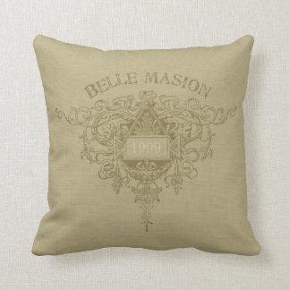 Almohada de Maison de la belleza - beige