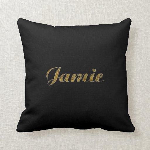 Almohada de MoJo del americano de Jamie Cojín Decorativo