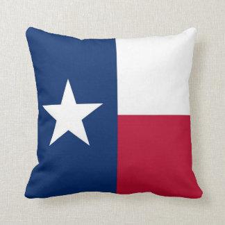 Almohada de MoJo del americano de la bandera del