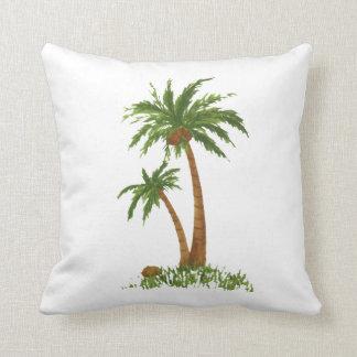 Almohada de MoJo del americano de la palmera