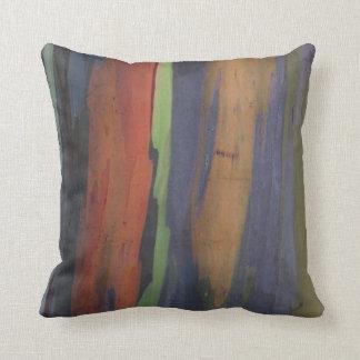 Almohada de MoJo del americano de los colores de l