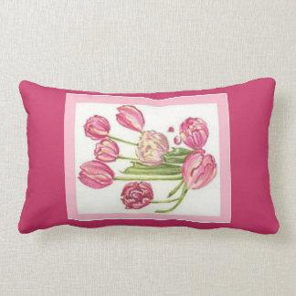 Almohada de MoJo del americano de los tulipanes