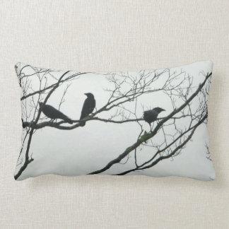 Almohada de MoJo del americano de tres cuervos