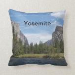 Almohada de MoJo del americano de Yosemite