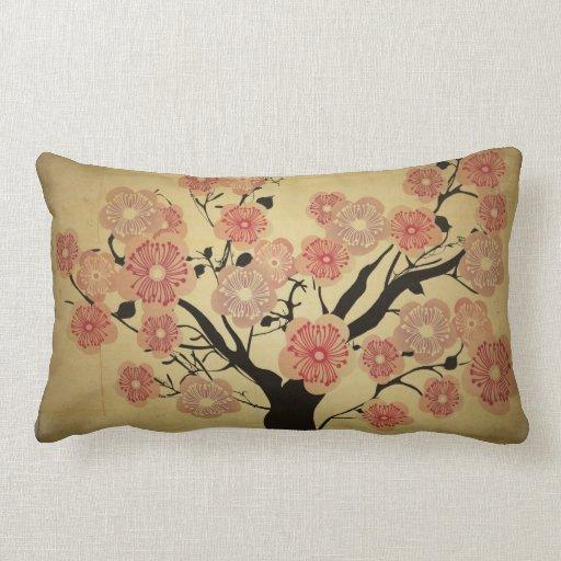 Almohada de MoJo del americano del árbol de la flo
