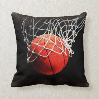 Almohada de MoJo del americano del baloncesto