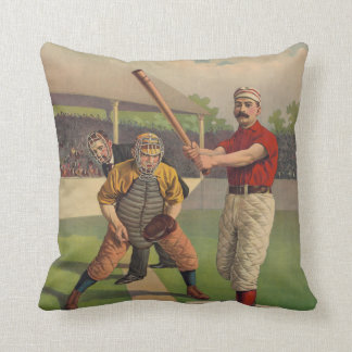 Almohada de MoJo del americano del béisbol del vin