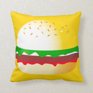 Almohada de MoJo del americano del bollo de la ham