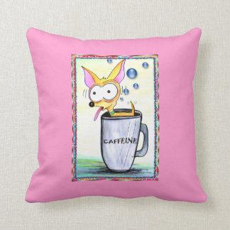 Almohada de MoJo del americano del cafeína de la c