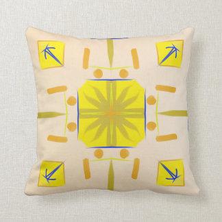 Almohada de MoJo del americano del diseño del Amer