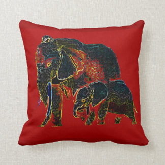 Almohada de MoJo del americano del elefante de Got