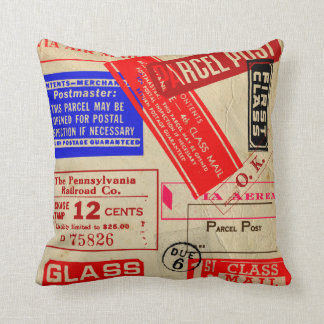 Almohada de MoJo del americano del paquete postal
