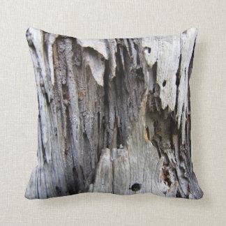 Almohada de MoJo del tronco de árbol