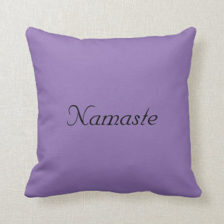 Almohada de Namaste de la yoga