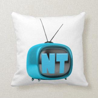 Almohada de NanotubeTV Cojín Decorativo