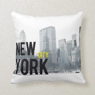 Almohada de Nueva York